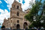 ....die neue Kathedrale - erbaut von einem deutschen Padre.....
