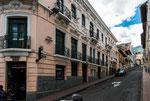 ....Quito hat eine sehr gut erhaltene Altstadt.....