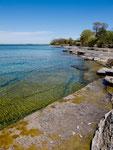"""Dies ist nicht die Südsee sondern """"Lake Ontario"""" - sauber"""