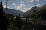 """Wunderschöne Ausblicke am """"Alaska HWY"""""""