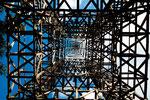 """....Der Holzturm """"Torre de Herveo""""...."""