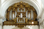 ....the organ of the cathedrale...