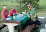 Barbara und Vic - Wiedersehen nach 6 Jahren in Banff