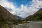 ...die Strecke von Santa Teresa nach Hidro-Electirca.