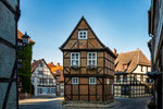 ...the highest density of half-timbered houses in Germany...