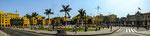 """....der wunderschöne """"Plaza de las Armas""""...."""