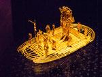 ….das feinste und berühmteste Goldstück von Kolumbien.