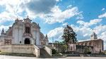 ...diese Jesuiten Anlage liegt heute im Zentrum von Alta Garcia...
