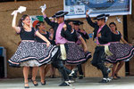 ...die Volkstänze haben Ähnlichkeit mit dem spanischen Flamenco...