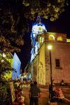Cartagena hat bei Nacht einen ganz besonderen Reiz....