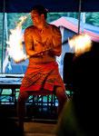 ..... und ein polynesischer Feuertanz ....