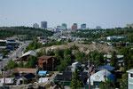 """""""Skyline"""" der 22.000 Einwohner Stadt"""