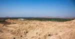 Das Tal der Pyramiden ist immer noch eine Ausgrabungstätte....