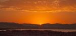 ....und auch der tägliche Sonnenuntergang ist grandios.....