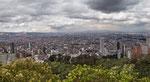 Vom 3.200 m hohen Monserrate…..