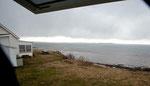 """Blick vom Sommerhaus Jost auf die """"Northumberland Strait"""""""