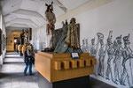 ....hier das Museum mit unglaublichen Schätzen....