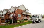 Zeno´s und Margot´s Haus in Niagara