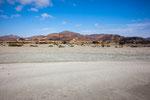 """...unser Stellplatz auf dem Campground """"Pan de Azucar""""..."""
