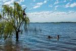 ...Badevergnügen der einheimischen Jugend anstelle es Schwimmbades...