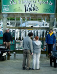 ....der Fischmarkt....