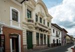 ....die Bausubstanz der Altstadt erstreckt sich über 400 Jahre....