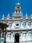 "....die Kirche ""Todos Santos""....."