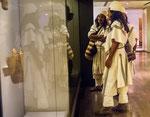 ….und es gab auch Besucher deren Vorfahren die tollen Stück erschaffen haben...
