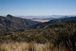 Blick vom Mt.Sugar Loaf