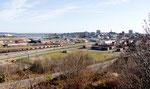 Blick auf Saint John vom Rockwood Park