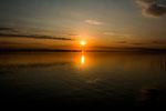 ...die Sonnenuntergänge sind wunderschön hier...