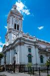 Die San Alfonso Kirche....