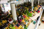 ....einer von vielen tollen Obst- / Gemüsemärkten.....