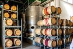 Fast alle Weine hier haben Barique - Ausbau