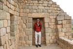 ....woher wussten die Inkas die Größe von Rudi.....