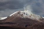 ...der Vulkan Isluga - ein aktiver 6.000er...