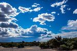 ...Patagonien bietet tolle Wolkenbilder...