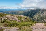 ...der riesige Canyon als Flugschulgebiet der jungen Condore...