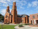 das Gebiet ist hauptsächlich katholisch mit vielen schönen Kirchen...