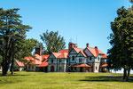 Das ehemalige Herrenhaus des Aaron de Anchorena ist heute Sommersitz der Uruguayischen Präsidenten...