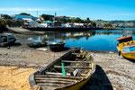 Boote und das Meer ist und war schon immer der Hauptfokus der Insulaner...