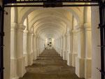Das Nationalmuseum von Bogota….