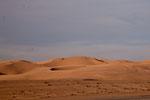Sanddünen als Spielplatz für Quads und Motocross