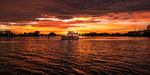 ....und Sonnenuntergängen vom Feinsten.......