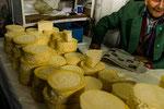 ...wenn der Käse so schmecken würde wie er verziert ist...