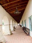 San Juan Bautista monastery.....