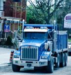"""Die wunderschönen """"trucks"""" haben es uns angetan"""