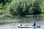 """Nach 2 JAHREN erstmals wieder das Kanu """"gewassert"""""""