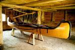 phantastische Boote der Franzosen - gebaut von den Indianern