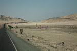 .....und Wüstenfuchs Rommel war auch in Peru....